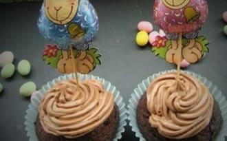Cupcakes au Nutella