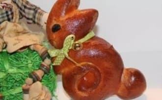 Brioche lapin-lapinou