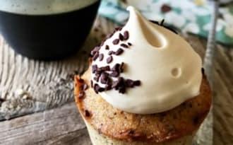 Muffins creusois à la ganache Dulcey