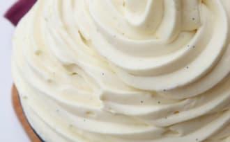 Crème diplomate ou crème légère {vegan} - Perle en sucre