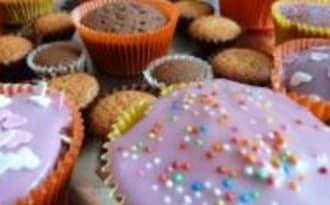 Cupcakes Cacao
