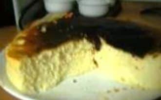 Gâteau au Fromage sans Pâte