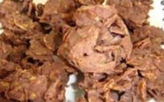Roses des Sables au Nutella