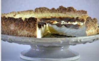Flan pâtissier vanillé