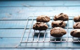 Biscuits aux pépites tout chocolat