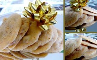 Cookies aux épices de Noël