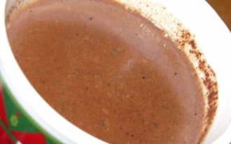 Chocolat tout chaud