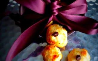 Rochers Miel Coco