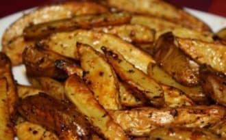 Potatoes maison façon cajun