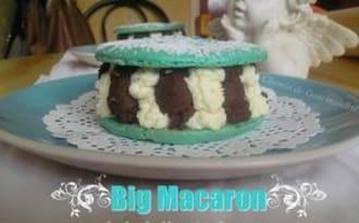 Big macaron