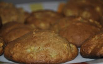 Cookies pommes speculoos