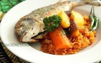 Idees De Recettes A Base De Cuisine Africaine Et De Poisson