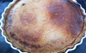 Flan pâtissier au Rhum