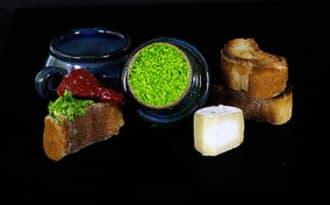 Beurre de bufflonne aromatisé