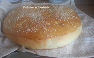 Khobz dar : version semoule et farine