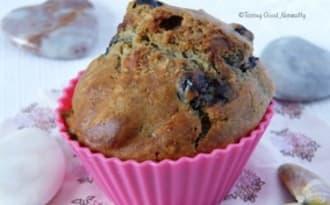 Muffin à la myrtille