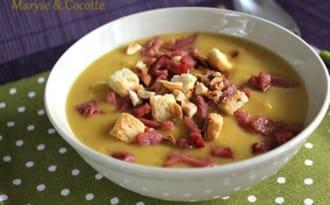 Soupe aux Légumes du Dimanche Soir