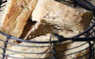 Baguettes de Campagne à la Fleur de Sel