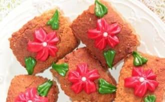 Petits gâteaux aux amandes et canelle