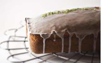 Cake au citron selon Ch. Felder