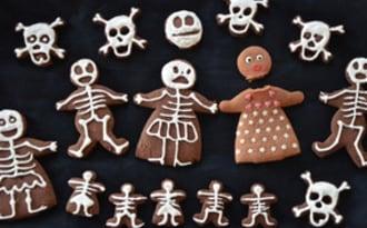 Halloween Gingerbread