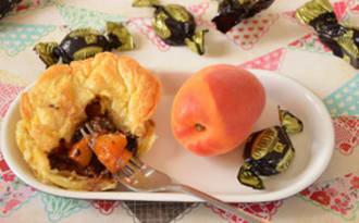 Mini pies abricots Michoko