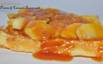 Gaufre Gourmande Pomme & Caramel beurre salé