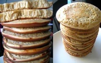Mes pancakes américains ultra-moelleux