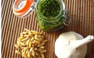 Pesto vert traditionnel – pesto alla genovese