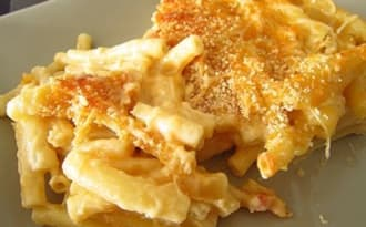 Mac'n cheese - macaroni au fromage américain