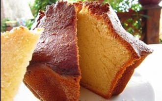 Pastis – gâteau pied-noir anisé