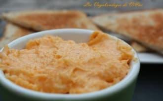 Crème de haddock et mimolette