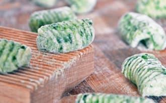 Gnocchis aux Épinards et Citron