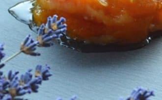 Crumble d'abricots caramélisés