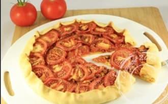 Idees De Recettes A Base De Pate Brisee Et De Tomates