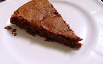 Fondant au chocolat noir et noix de coco