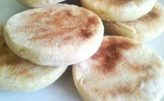 Mini Batbout, pain Marocain