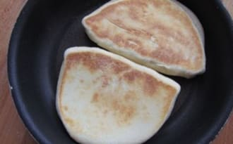 "Le pain ""Naan"""