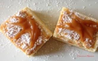 Gâteau Magique Tonka Caramel Beurre Salé