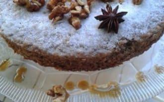 Périgourdin ~ sirop de café et noix au caramel d'agave