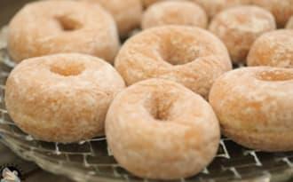 Donuts à l'italienne et bombolini