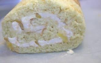 biscuit roulé aeré pour buche