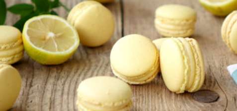 Et ronds et ronds petits macarons !