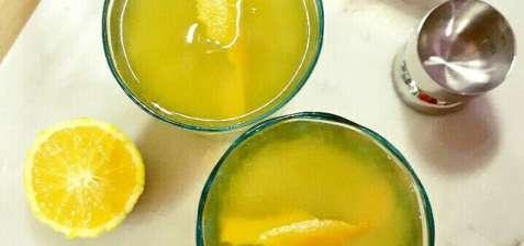 Fraîcheur citron !