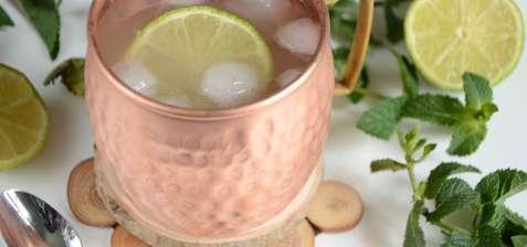 La vodka, une boisson qui fait des étincelles en cuisine