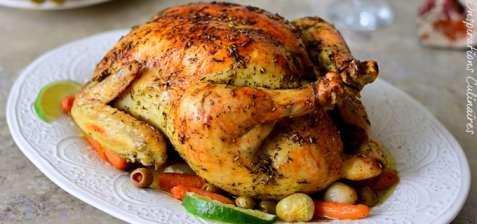 Neuf nuances de poulet rôti