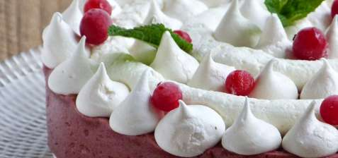 Des desserts complètement meringués