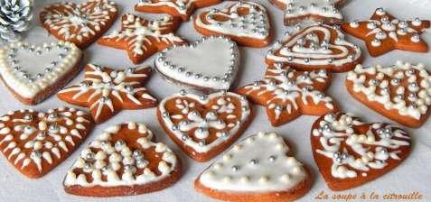 Biscuits et mignardises de noël