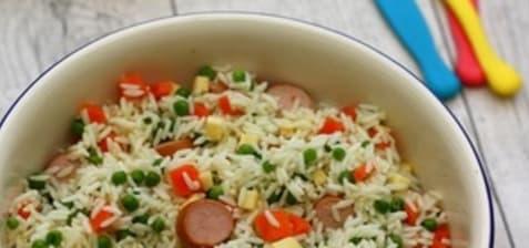 Comme une envie de salade de riz