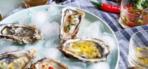 Huîtres par huîtres !